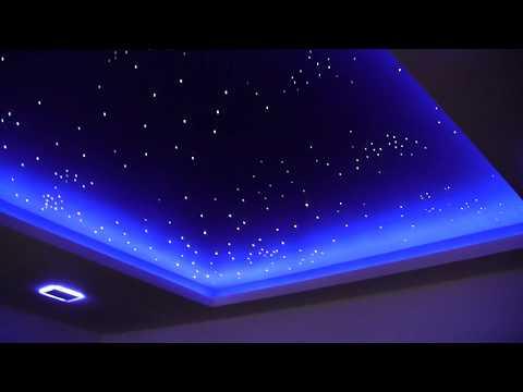 Oświetlenie dekoracyjne sypialni