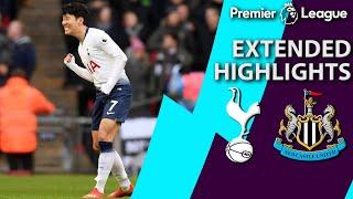 Video Tottenham v. Newcastle | PREMIER LEAGUE EXTENDED HIGHLIGHTS | 2/2/19 | NBC Sports MP3, 3GP, MP4, WEBM, AVI, FLV Juni 2019