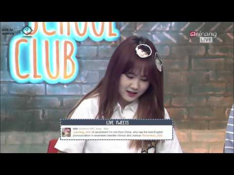 [中字] 150630 After School Club SEVENTEEN EP166