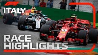 2018 Italian Grand Prix: Race Highlights