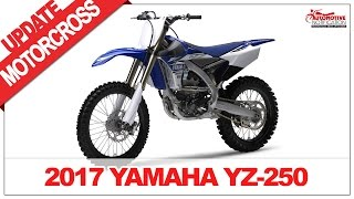 5. UPDATE!! 2017 Yamaha YZ250 (2-Stroke) Price Specification Review