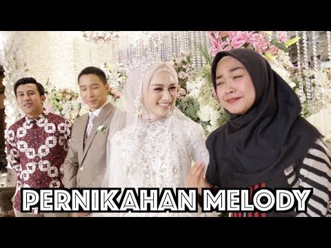 HAPPY WEDDING, MELODY JKT48. JOMBLO JANGAN BAPER