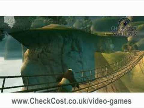 Kung fu panda the game trailer