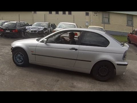 BMW E46 316Ti to 330Ti , it drives !!! part 4