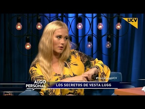 video Vesta Lugg habla del inicio de su carrera como actriz en Estados Unidos