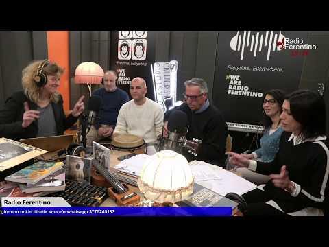 Il Maestro GIOVANNI MONOSCALCO Ospite a A FOLKSTUDIO ON AIR