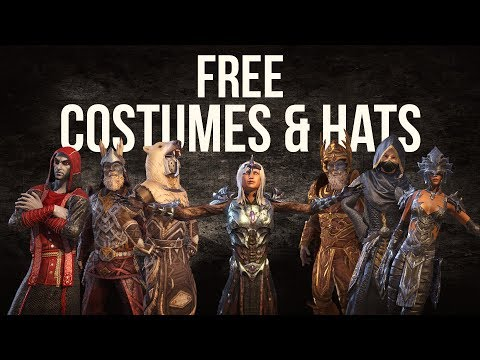 ESO Costume & Hats Guide - Get FREE Costumes & Hats in the Elder Scrolls Online