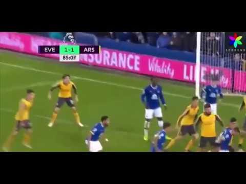 Everton Vs Arsenal 2-1 All Goals And Highlights 14 December 2016