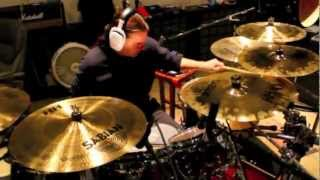 Megadeth at Vic's Garage - Studio Update #3 January 2013
