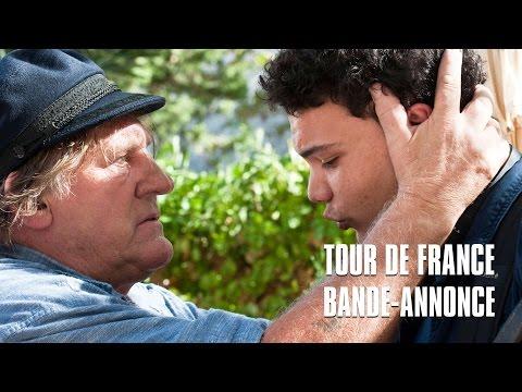 Tour de France avec Gérard Depardieu et Sadek - Bande-Annonce