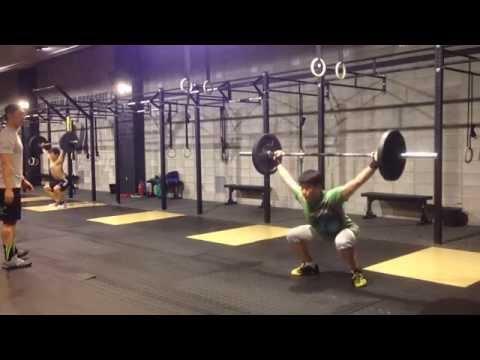 20141030 CrossFit WOD