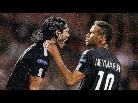 ►Neymar Fight vs Cavani • Teammate Fights Over Penalty◄