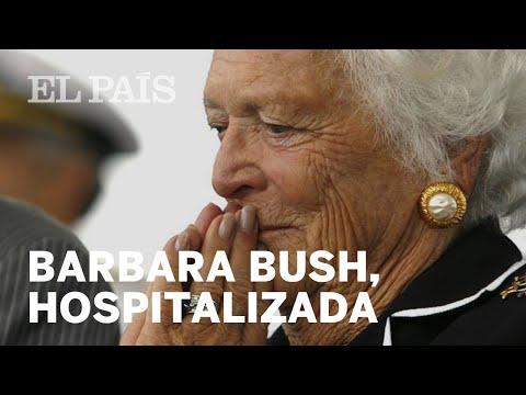 Barbara Bush entra en fase de cuidados terminales