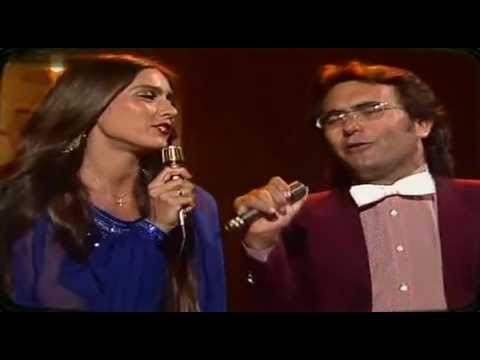 "al bano & romina - ""che angelo sei"" - (video raro)"