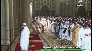 Traweeh omar al kazabri تراويح رمضان 1434 للشيخ عمر القزابري الليلة 04