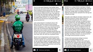 Video Seorang Driver Gojek Dipecat Gara-gara Pelanggan Tega Lakukan Hal Ini MP3, 3GP, MP4, WEBM, AVI, FLV Desember 2017