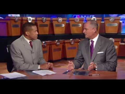 2013 NBA Draft Lottery + Prospect Analysis (HD)