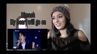 Video Dimash Kudaibergen - My Heart Will Go On -Reaction MP3, 3GP, MP4, WEBM, AVI, FLV Januari 2019