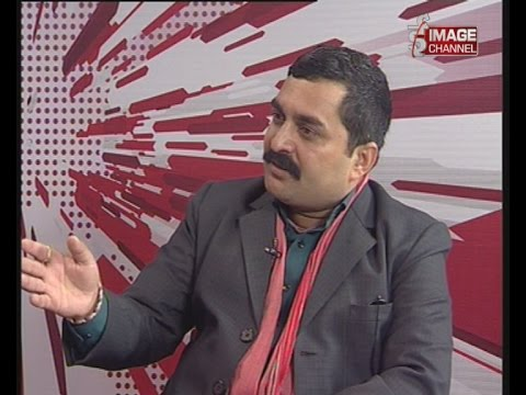 Image Sambad - Interview with Dr. Rajesh Ahiraj\डा. राजेश अहिराज