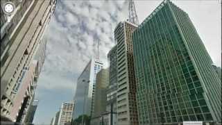 Vídeo turístico - Cidade de São Paulo