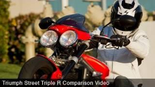 10. MotoUSA Middleweight Street Bike Shootout: Triumph Street Triple R
