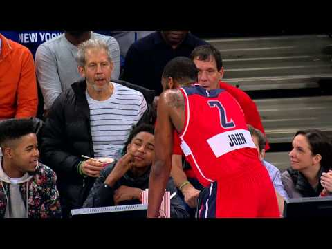 Video: All-Access: John Wall Mic'd Up on Christmas Day at MSG