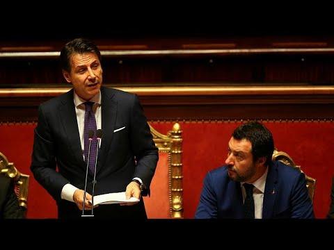Στο στόχαστρο η Ιταλία για τη σκληρή στάση της στο Aquarius