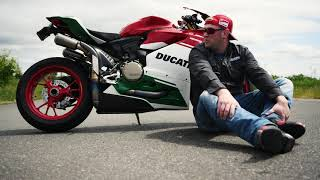 4. Ducati 1299R Final Edition 4000 mile review and V4 Panigale comparison