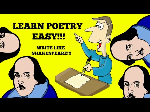 Poetry 101: Basic Poetry Tips *No experience Required*