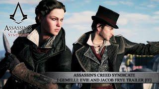 Trailer dei gemelli Jacob e Evie Frye