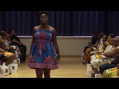 Harlem Fashion Week S/S 2016: Afrikana Show