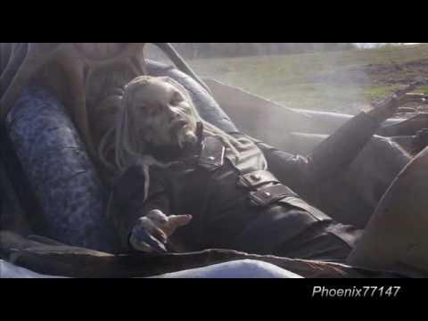 Stargate Atlantis - Wraith death