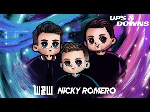 W&W vs. Nicky Romero - Ups & Downs