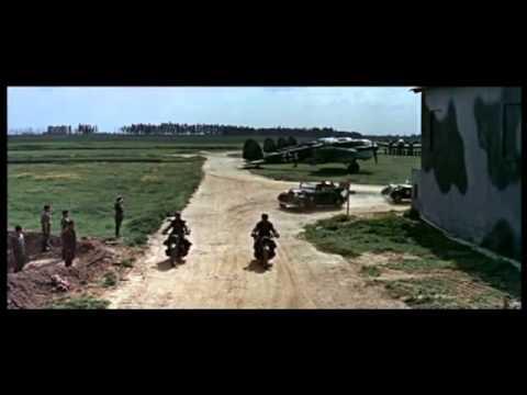 battle of britain opening scenes