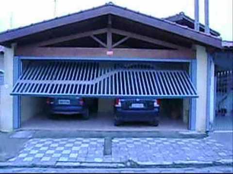 Portão Basculante