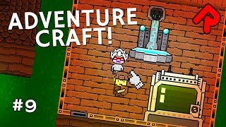 """We use slime & lifeless dummies to craft a cloning vat & discover how to make clones that fight for you in Let's Play Adventure Craft gameplay ep 9.► Subscribe: http://bit.ly/RandomiseUser► Patreon exclusives: https://www.patreon.com/randomiseuserThis Let's Play Adventure Craft gameplay series plays this early access game that mixes Don't Starve's gather-and-survive exploration with classic Zelda RPG tropes. Playlist: https://www.youtube.com/watch?v=Cx-obHvHiB4&index=1&list=PLLvo6-XrH1flRR4GxoLIqZqU5_RW3j6woIn this episode of Let's play Adventure Craft gameplay, we make good on our promise to build a cloning vat, after finding iron pots and a lifeless dummy in previous episodes.See how to build a cloning vat in Adventure Craft, gathering slime from zombies, forging glass and more - we also see how to actually use the cloning vat to make clones, requiring lifeless dummy, food and souls.In this Let's play Adventure Craft gameplay video we successfully clone a person we call Punkfist, who we then equip with weapons and go on a mission to take on a boar camp. We find out how strong Punkfist is, and how the revive potions work...=====Thanks for watching this let's play Adventure Craft gameplay 2017 video! Watch more of the best indie games:Let's play RimWorld (alpha 17): https://www.youtube.com/watch?v=7jax1CqdSco&index=1&list=PLLvo6-XrH1fkoMmaQBXyN5KHCFq85RNmALet's play Oxygen Not Included (S2): https://www.youtube.com/watch?v=BWIkpht03U0&list=PLLvo6-XrH1fnBAHW2x5cHw2PKSZrpkzea&index=1Rain World is a survival platformer with brutal predators: https://www.youtube.com/watch?v=fQQZc9Afolk&index=1&list=PLLvo6-XrH1fmiwoAZLGIv0_jLTvc1jLRM=====Official Adventure Craft gameplay info:""""Hunt monsters, horde loot, and craft weapons and armor to survive in a vast procedurally generated action RPG world full of extreme danger and wonderful surprises. Inspired by games like Don't Starve, Starbound and The Legend of Zelda, Adventure Craft combines the best elements of these games toget"""