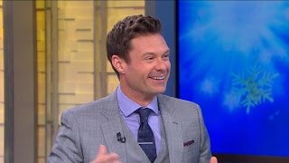 Counting Down to the New Year With Ryan Seacrest