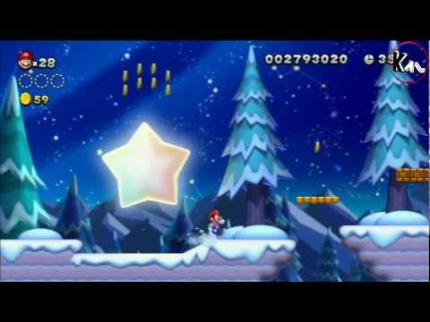 Walkthrough New Super Mario Bros U - Nintendo Wii U - Episode 7