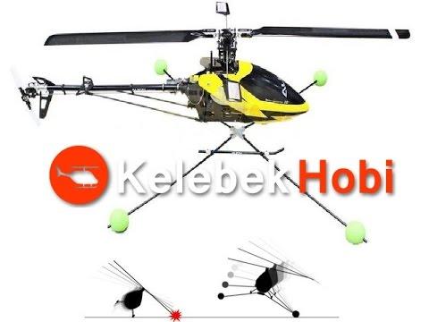 RC Helikopter   Acemiler için   Elzem   Model   Eğitim Ayağı