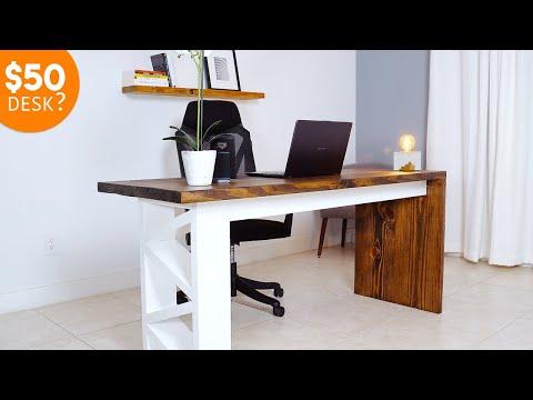 DIY Desk under $50 |  DIY Creators