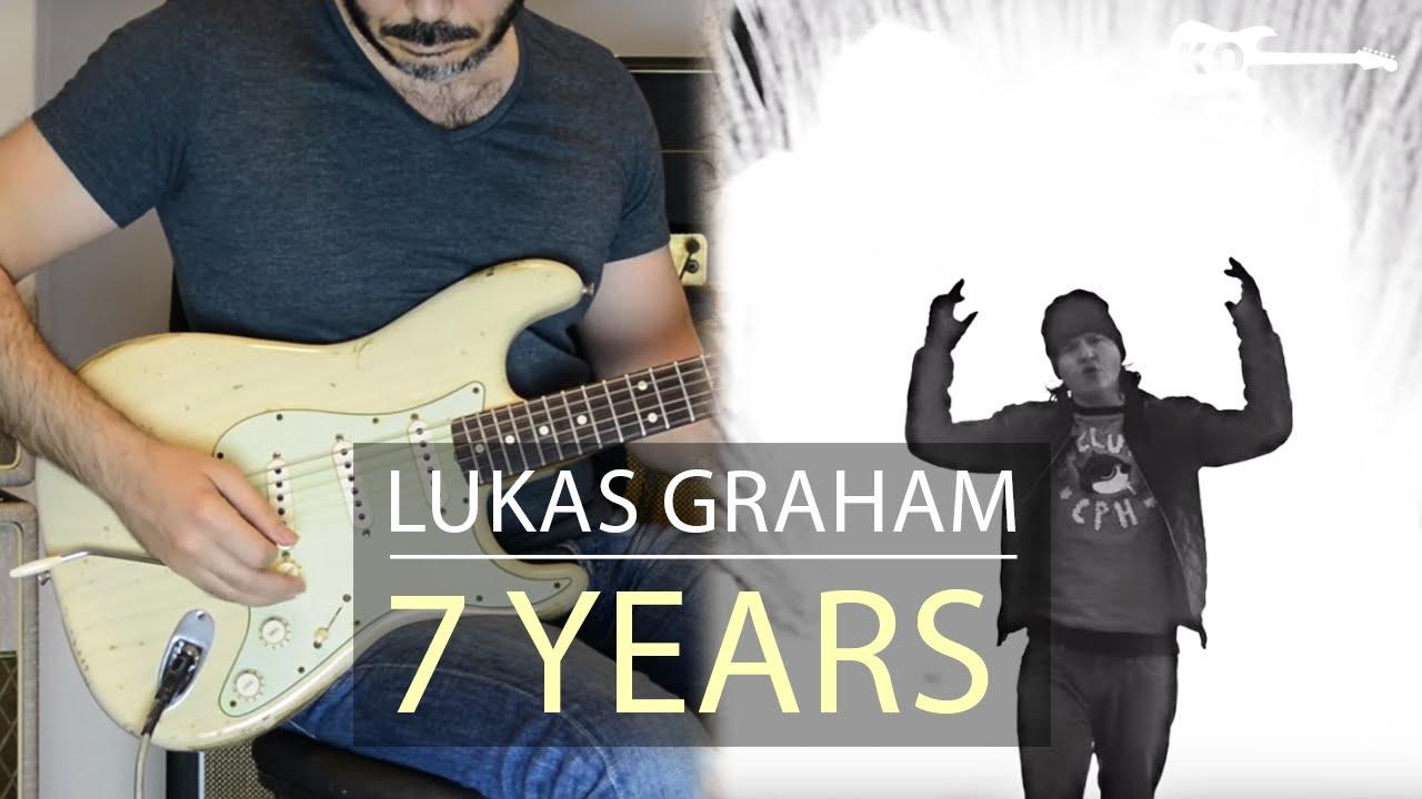 Lukas Graham – 7 Years – Electric Guitar Cover by Kfir Ochaion