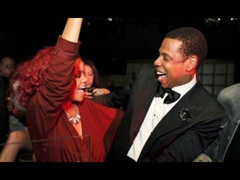 "Jay-Z to Guest on Rihanna ""Talk That Talk"""