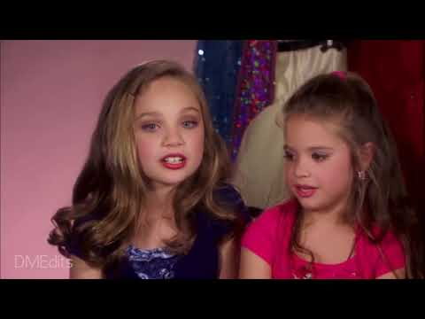 Savage Moments On Dance Moms!