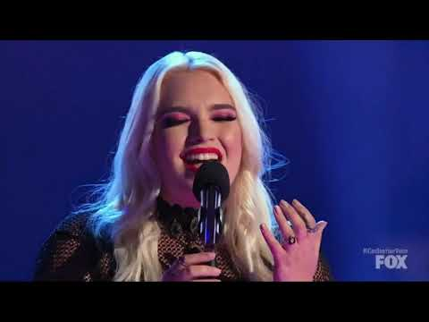 I Can See Your Voice S1 E7   Queen Of Goth Real Voice