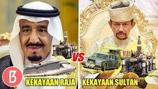 Video Lebih Tajir Yg Mana! Inilah Perbandingan Kekayaan Raja Salman Vs Sultan Brunei MP3, 3GP, MP4, WEBM, AVI, FLV Februari 2019