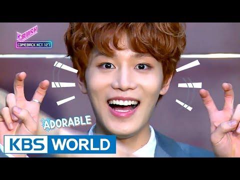 KBS World Idol Show K-RUSH - Ep.16 : NCT127, Battle K-FOOD, Day6 [ENG/中文字幕/2017.06.23] (видео)