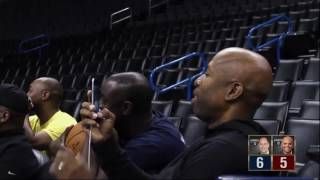 May 24, 2016 ... Inside the NBA Charles Barkley vs Ernie Johnson 3 Point Shootout May 24, 2016 nNBA Playoffs 5AM x. NBA movie channel ... Shaq vs Chuck And Kenny About nLeBron - FULL FIGHT - Inside The NBA - Duration: 6:09.