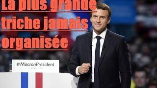 Video La plus grande triche jamais organisée Elections Présidentielles 2017 MP3, 3GP, MP4, WEBM, AVI, FLV Agustus 2017
