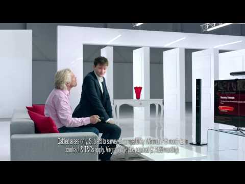 Virgin Media: TiVo Service Undelete Advert
