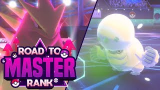 HATTERENE IS OP! ROAD to MASTERBALL TIER! Pokemon Sword and Shield VGC! by aDrive